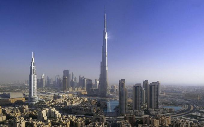 Какое здание самое высокое в мире
