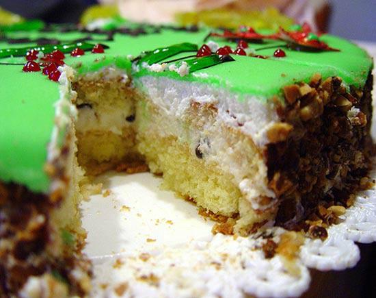 """Изысканный десерт """"Сицилийская кассата"""""""