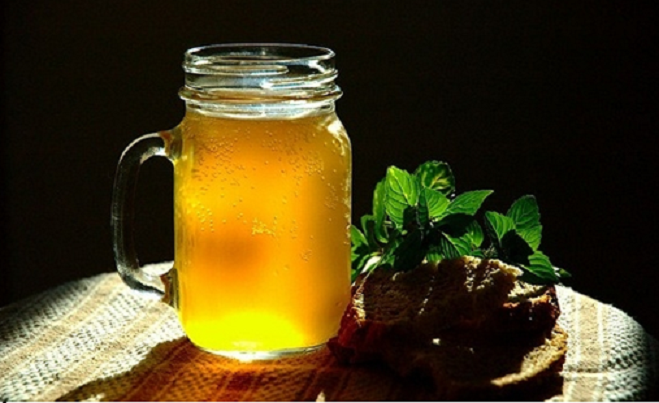 How to cook kvass