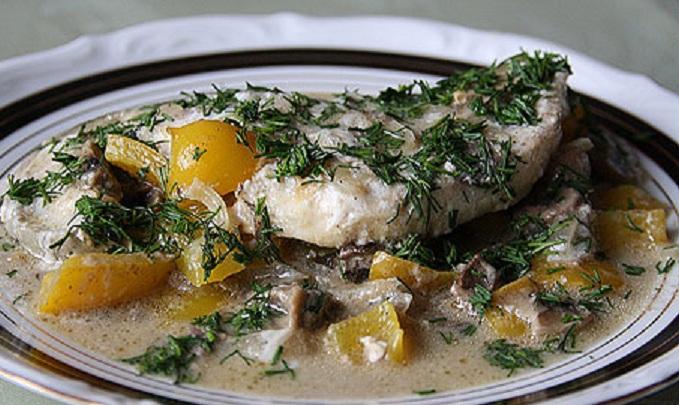 Как приготовить рыбу по-бразильски