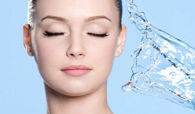 Thermal water guard your beauty
