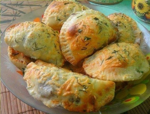 How to cook pasties brass?