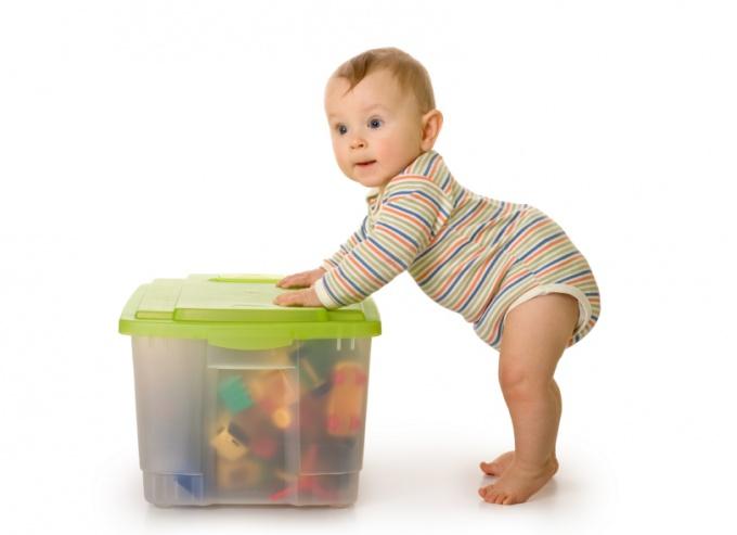 Учим ребенка делиться игрушками