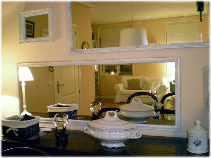 Волшебный мир зазеркалья в интерьере вашей квартиры