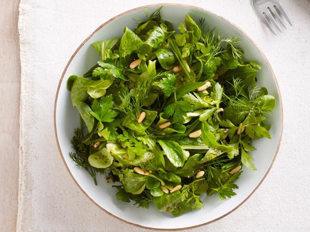 Овощной салат рецепты
