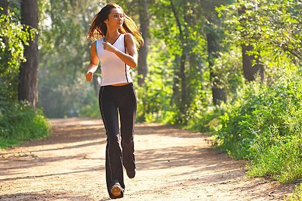 Лето - лучшее время укрепить здоровье