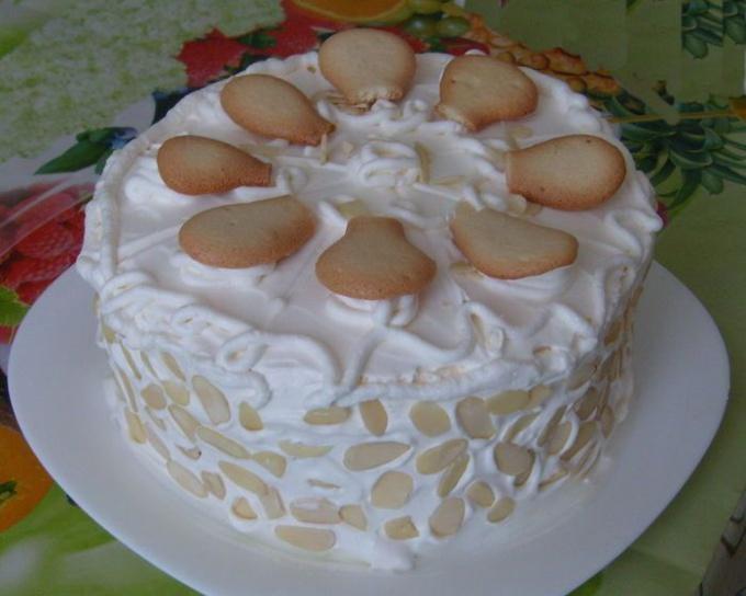 Как приготовить торт «Малакофф»