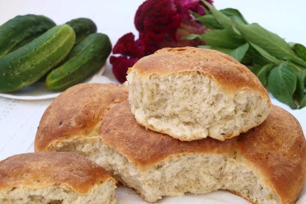 Огуречный хлеб