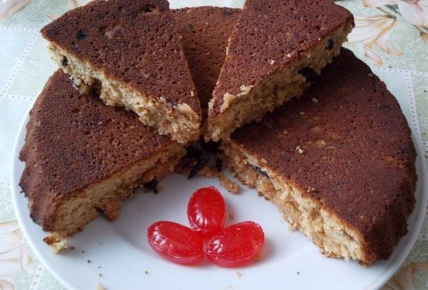 Барбарисовый пирог