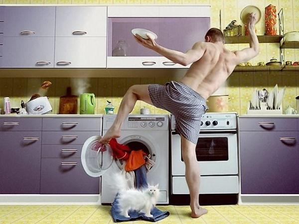 Домашние обязанности для мужа