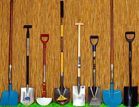 Как выбрать полноразмерную лопату