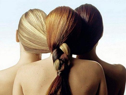 Как изменить цвет волос по типу внешности