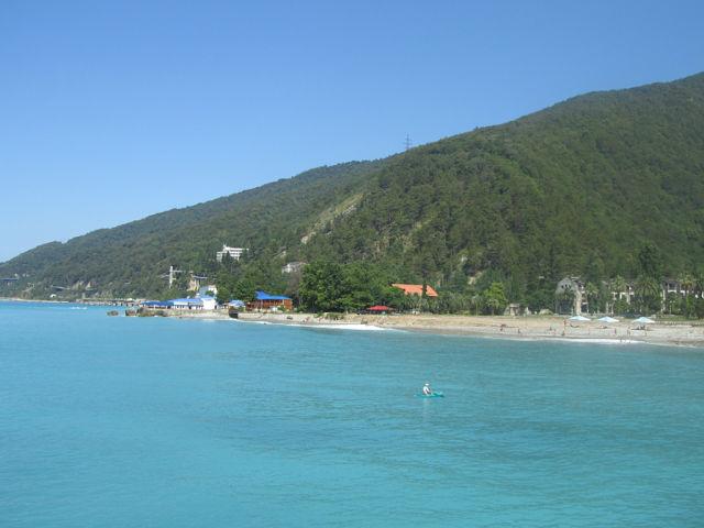 Великие и таинственные достопримечательности маленькой Абхазии