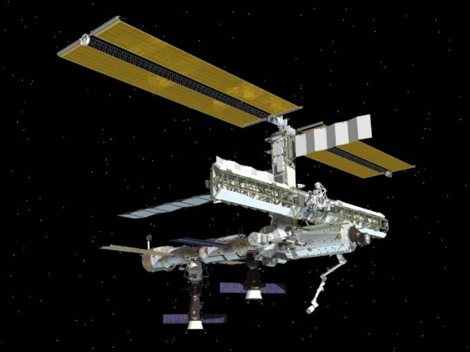 Международная космическая станция МКС
