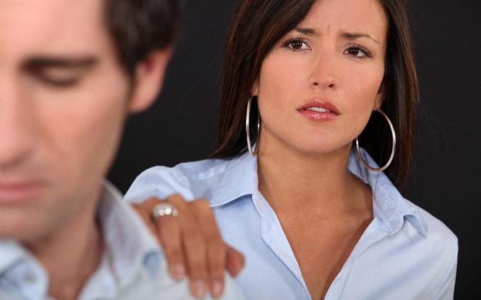 Как спросить мужа об измене