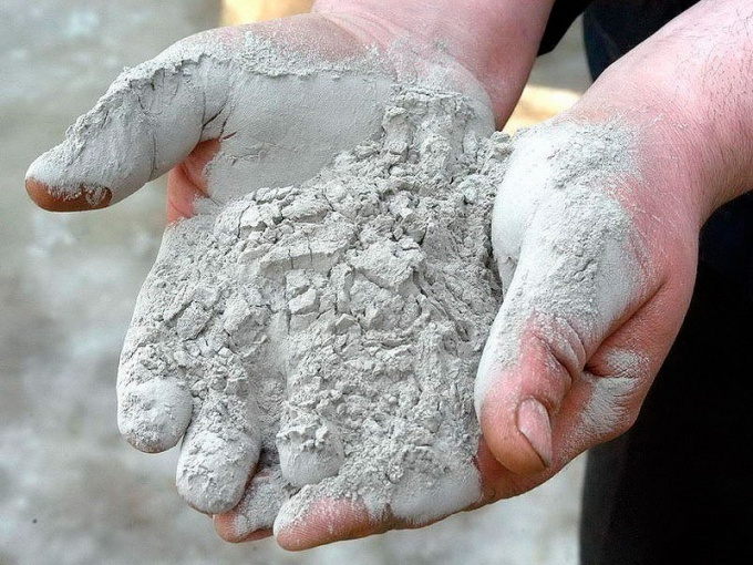 Цемент для кладки кирпича
