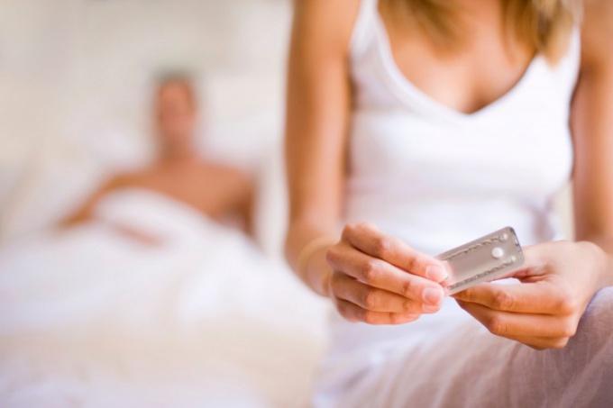 Методы экстренной контрацепции