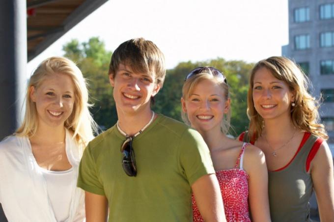 Современный подросток: какой он