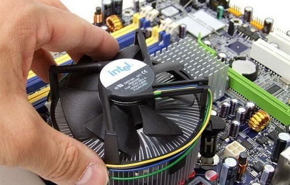 Как поменять  процессор в системном блоке