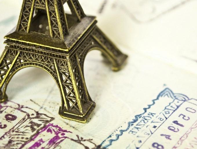 Как получить гостевую визу во Францию
