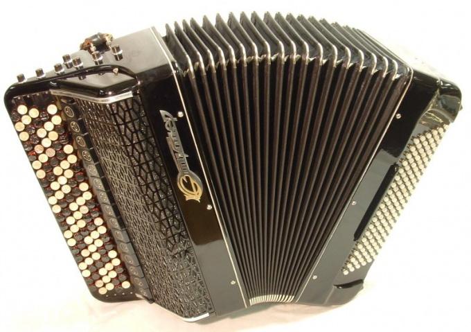 Какие инструменты в народном  оркестре