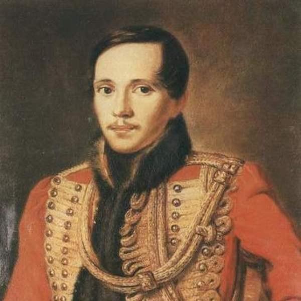 Портрет М.Ю. Лермонтова. Художник П.Е. Заболотский, 1837 год