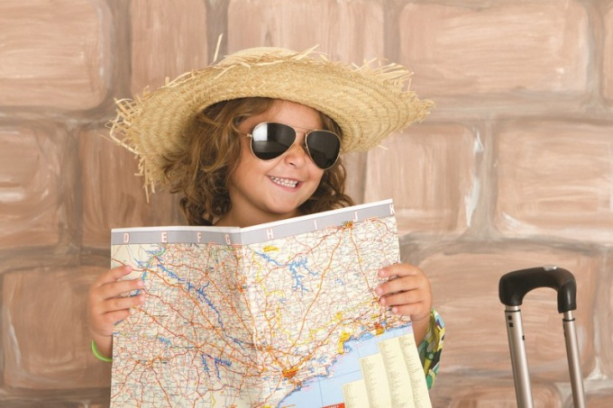 What documents are needed for the child to travel abroad