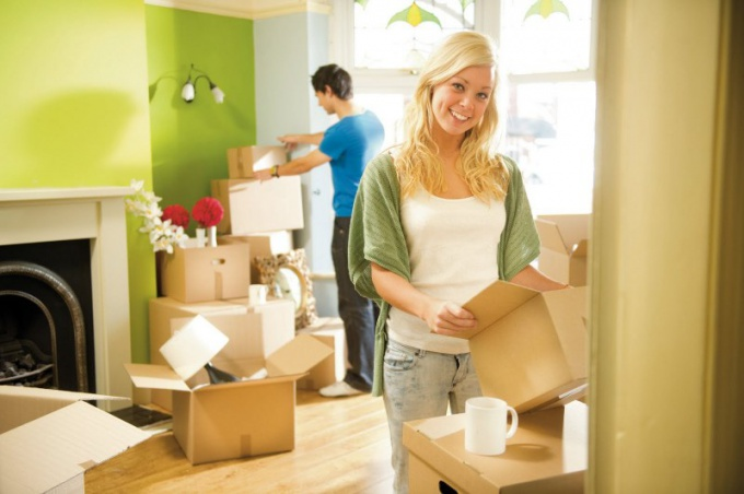 What to do when moving to a new apartment
