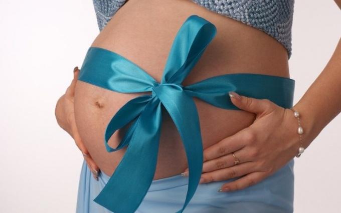 Беременна мальчиком