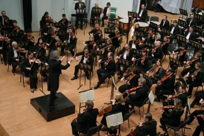 Какие инструменты входят в состав оркестра