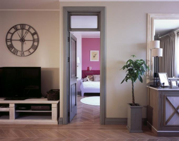 Как уменьшить высоту дверного проема