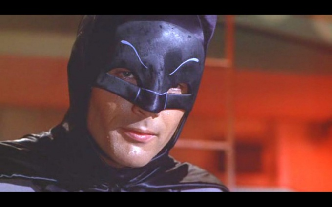 The mask of Batman can be from Balaklava