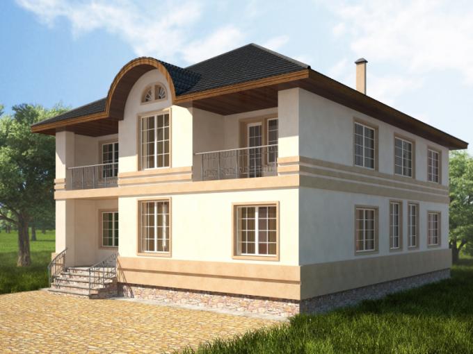 Фундамент для дома из пеноблоков выбирают исходя из условий строительной площадки