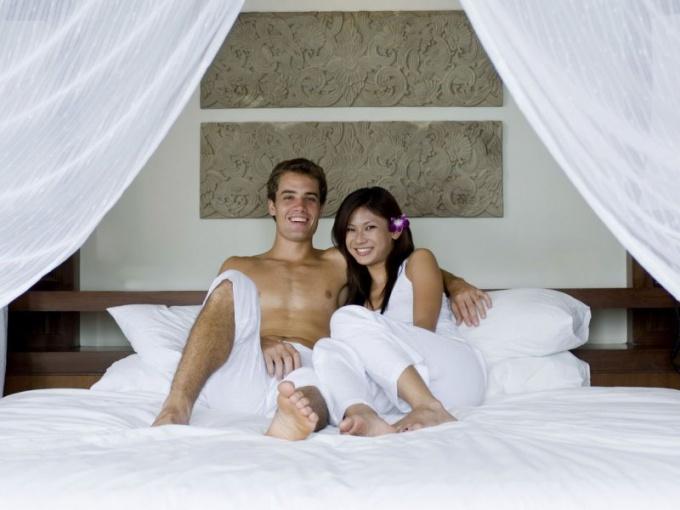 Идеальная постель