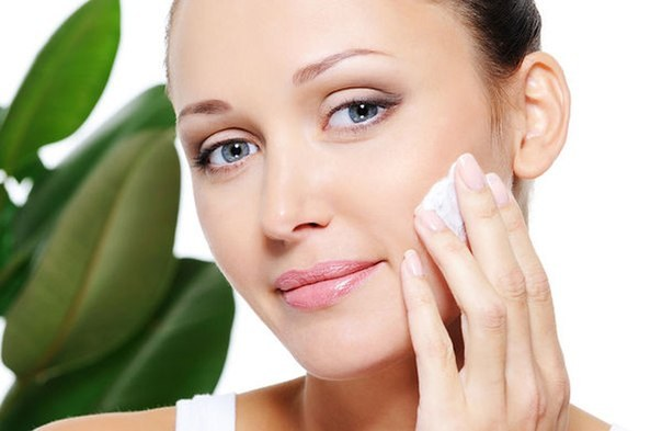 To reduce sebum production, feed and care for skin properly
