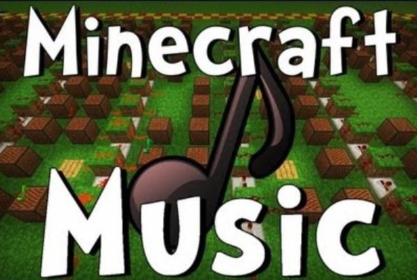 С хорошей музыкой играть в Minecraft веселее