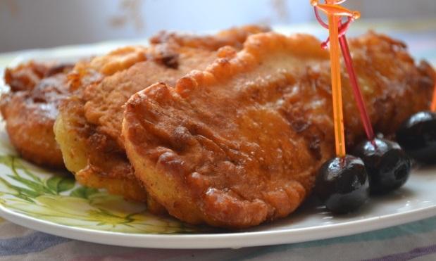 Филе пангасиуса в кляре