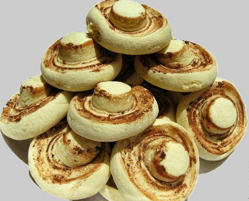Печенье «Шампиньоны»