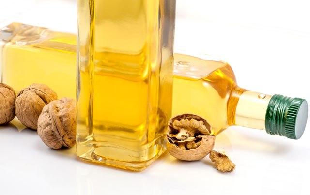 Как использовать масло грецкого ореха