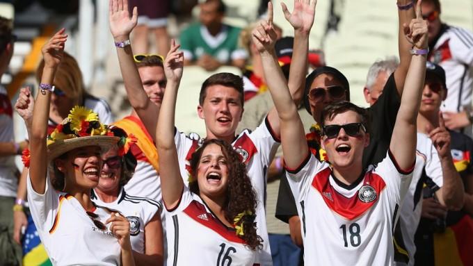 1/8финала ЧМ 2014: как проходила игра Германия - Алжир