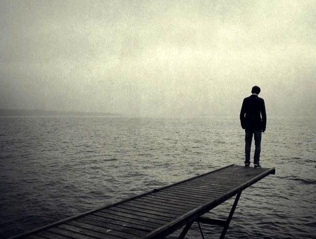 Остаться в одиночестве - тяжкое испытание для любого