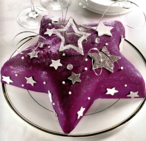 Торт «Звездный взрыв»