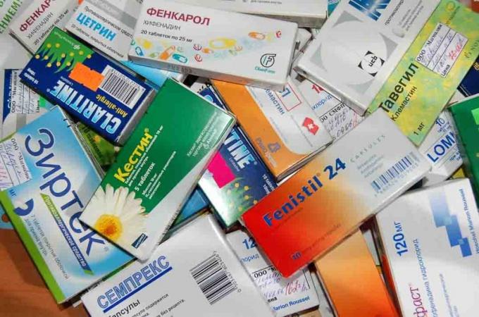 Храним медикаменты правильно