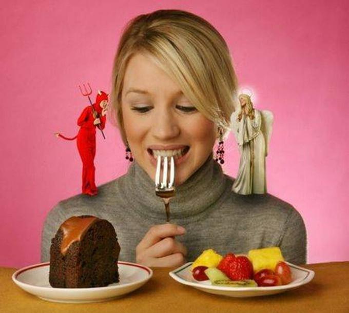 Как похудеть не ограничивая себя в сладком