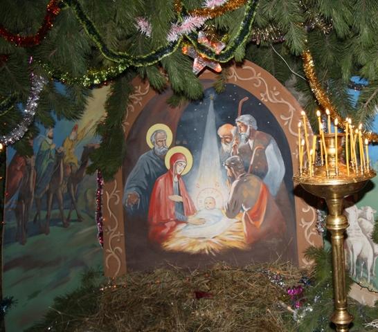 Как проходит православное богослужение на Рождество Христово