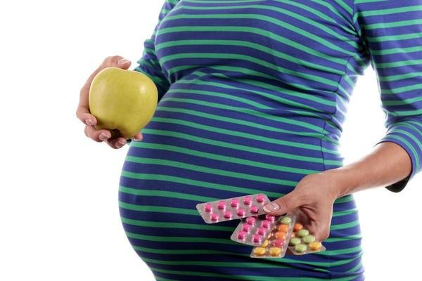 БАДы во время беременности фото