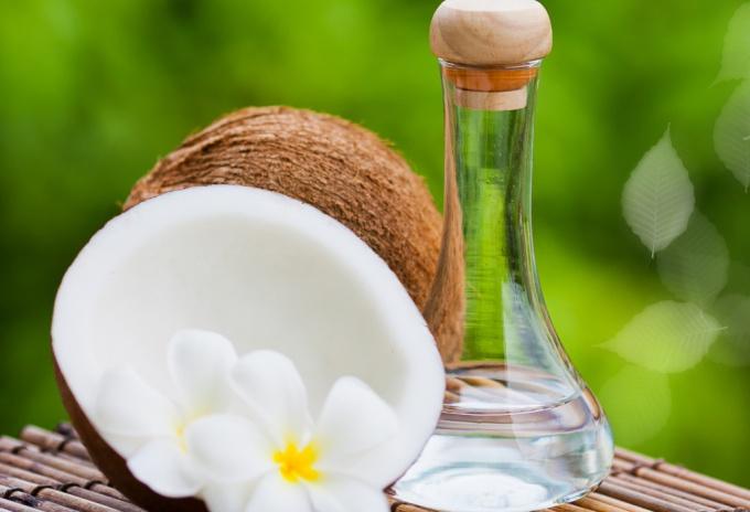 Польза кокосового масла для красоты