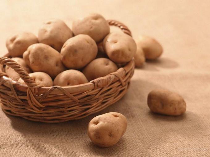 Картофель спасет от многих недуг