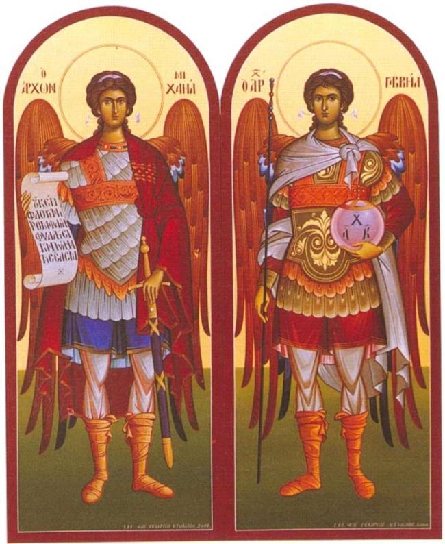 Небесная иерархия (христианский взгляд)