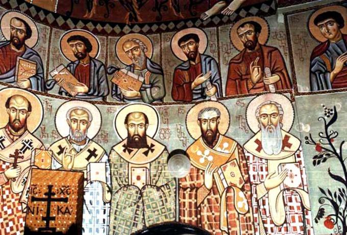 Кто такие святые апостолы